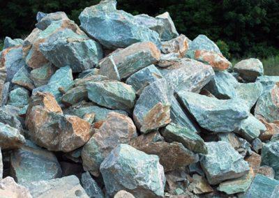 Evergreen-Boulders
