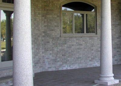 Granite-Columns