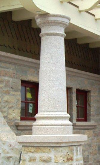 Granite-Columns-Caps-Sills