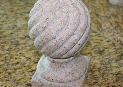 Granite-Finials
