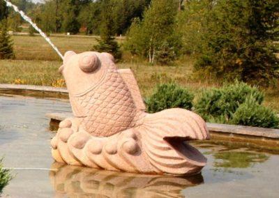 Granite-Fish